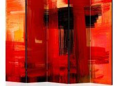 Paraván - Crimson Prison II [Room Dividers]